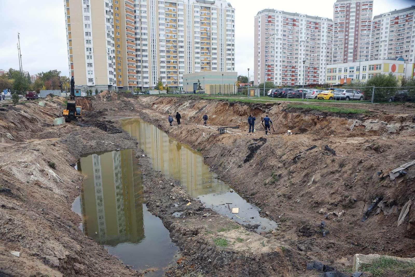 Пруд Коровка в Балашихе очистят и благоустроят к концу октября   Изображение 2
