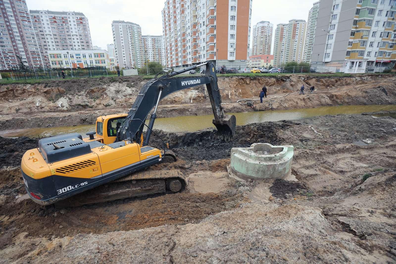 Пруд Коровка в Балашихе очистят и благоустроят к концу октября   Изображение 3