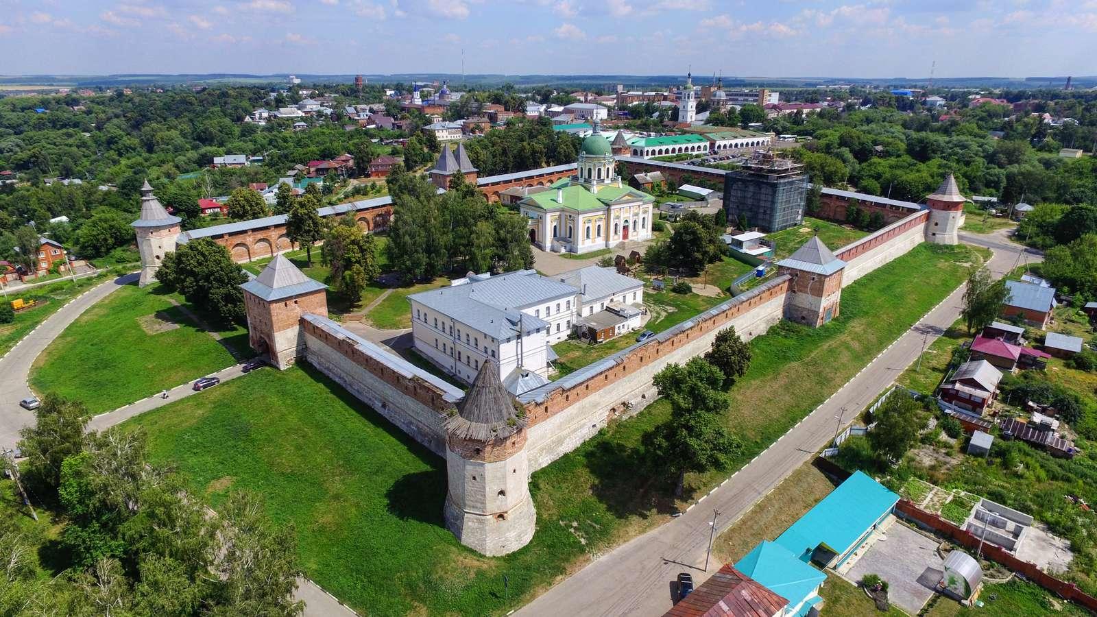 Пять самых популярных у туристов крепостей назвали в Подмосковье | Изображение 2