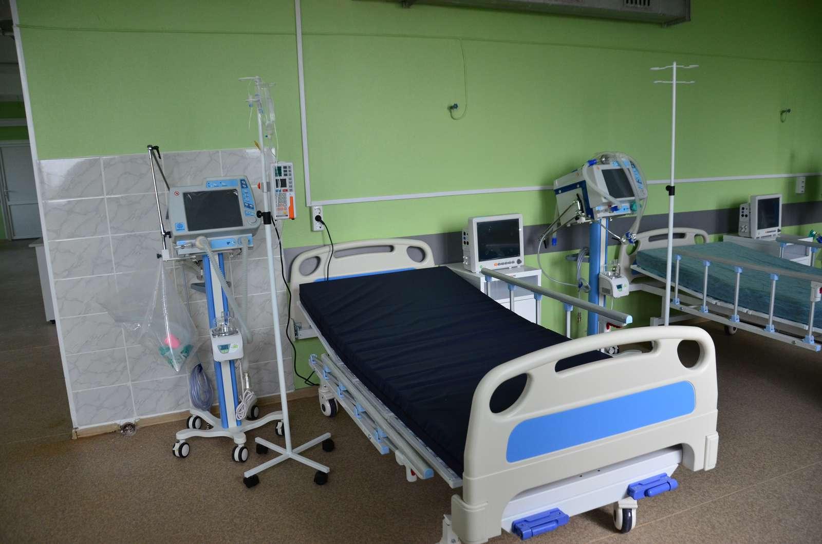 Ремонт приемного отделения и реанимации завершили в больнице в Озерах   Изображение 1