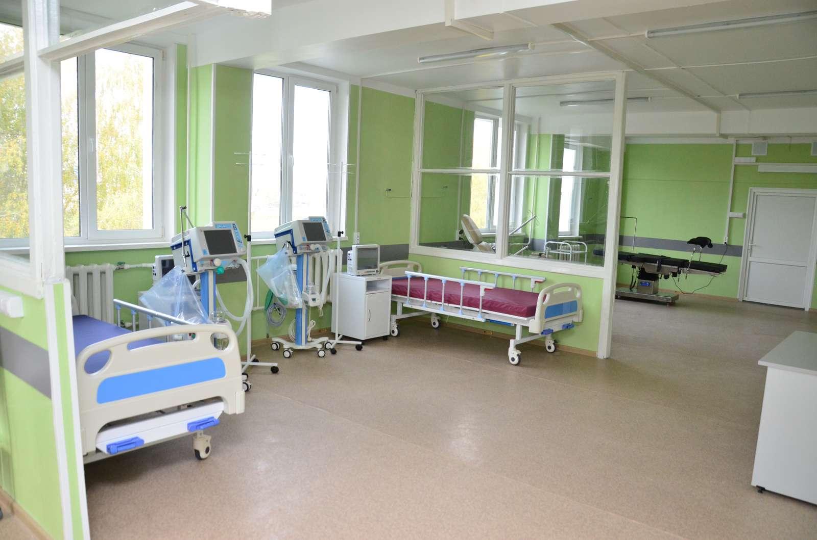 Ремонт приемного отделения и реанимации завершили в больнице в Озерах   Изображение 3