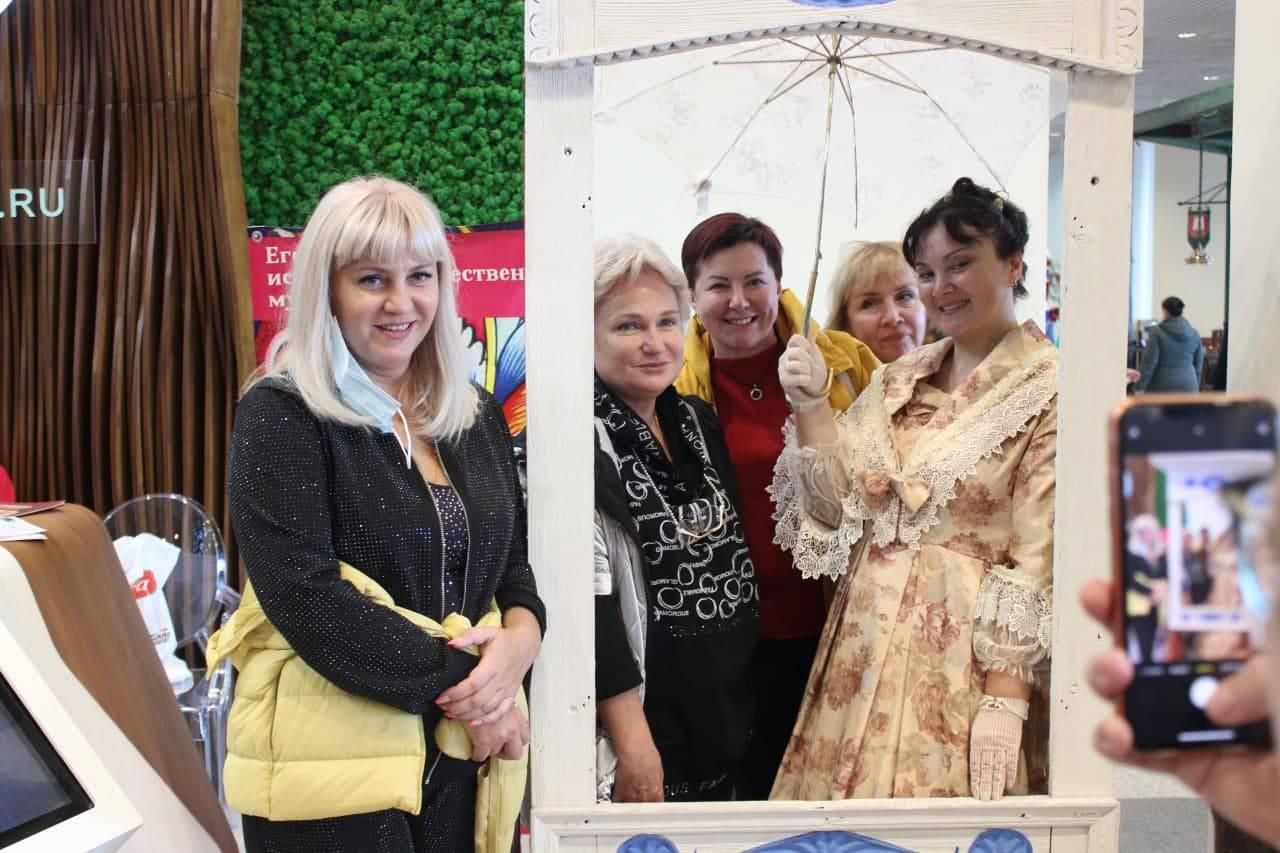 Туристический потенциал Егорьевска представили в аэропорту Домодедово   Изображение 4