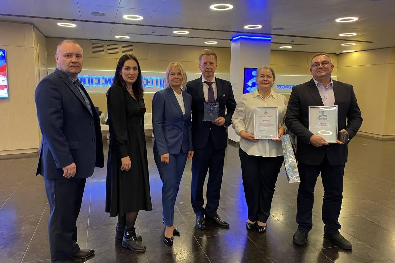 Врачи из Сергиева Посада выиграли премию в области перинатальной медицины   Изображение 1