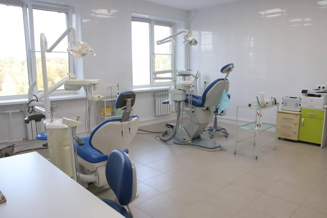 Взрослую поликлинику капитально отремонтировали в Протвине | Изображение 1