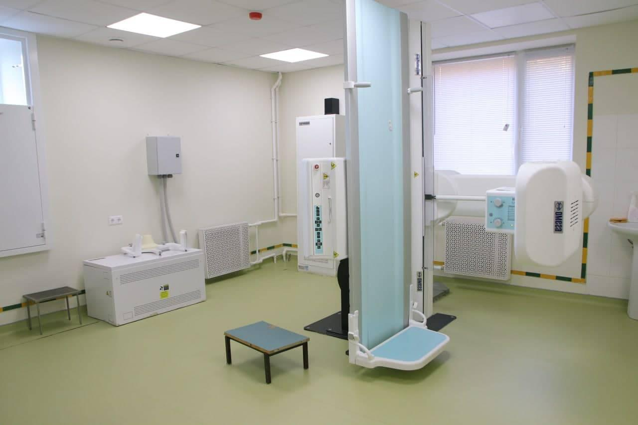Взрослую поликлинику капитально отремонтировали в Протвине | Изображение 3