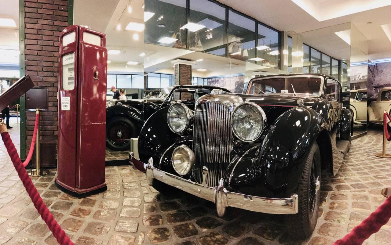 Японские ретроавтомобили представят посетителям музея Задорожного 16 октября | Изображение 1